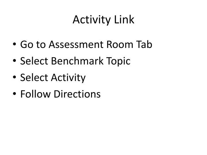 Activity Link