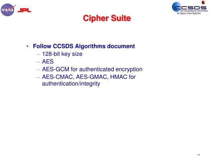 Cipher Suite