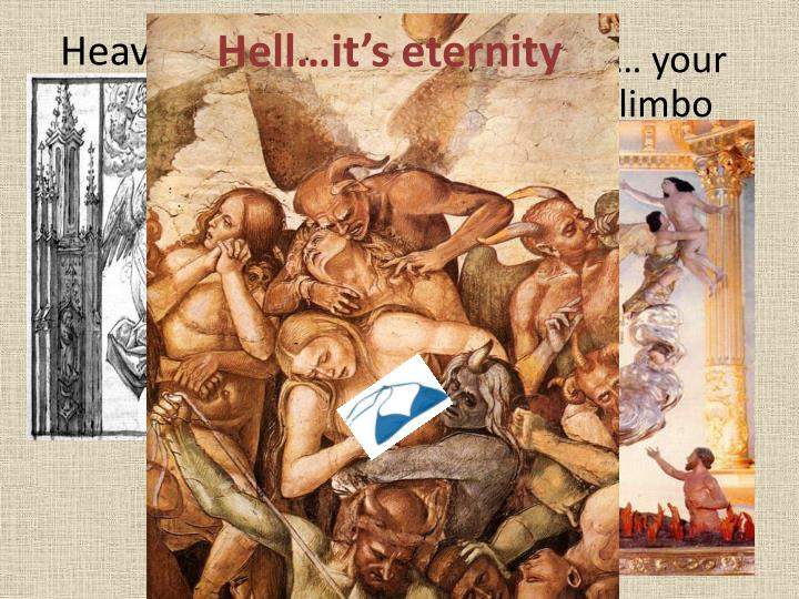 Hell…it's eternity