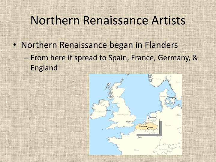 Northern Renaissance Artists