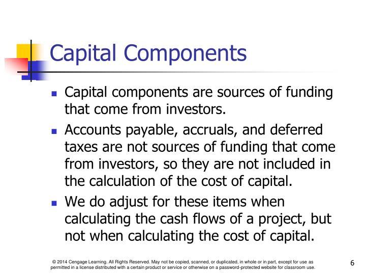Capital Components