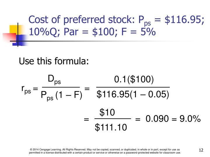 Use this formula: