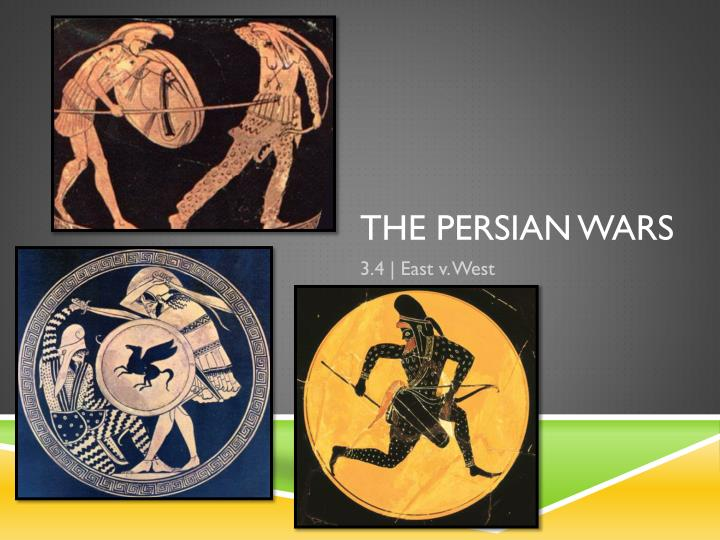 The persian wars