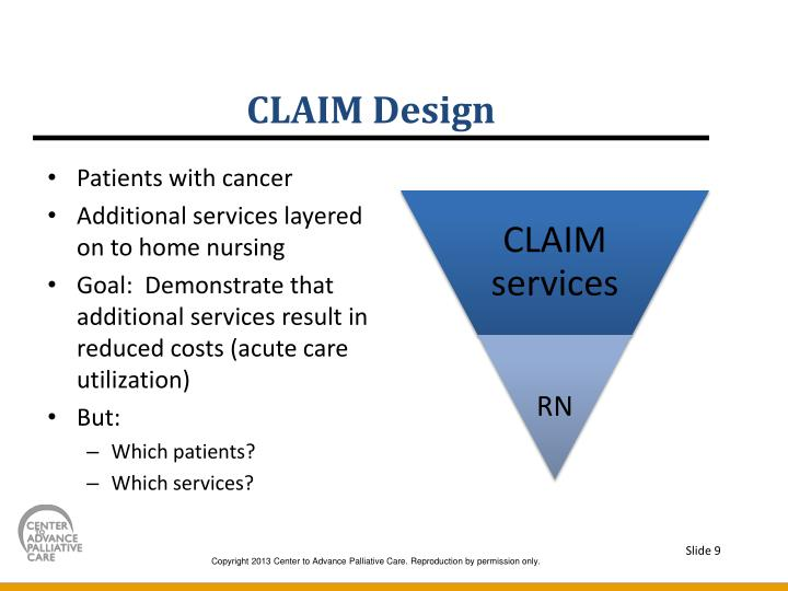 CLAIM Design