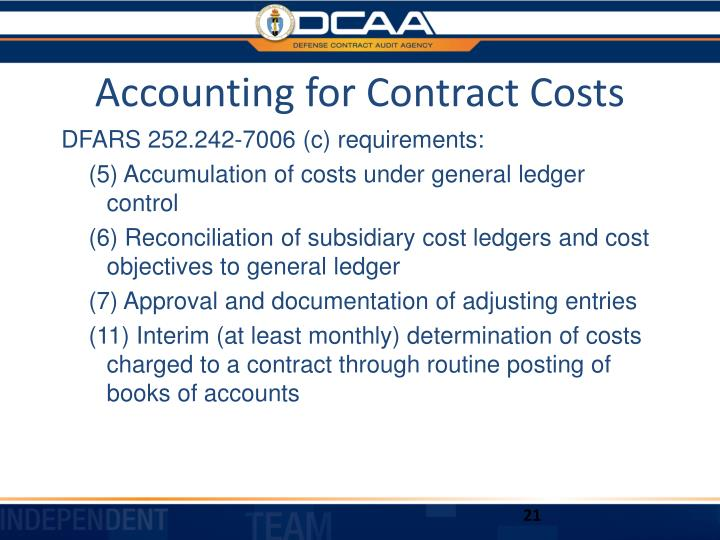 Accounting for Contract Costs