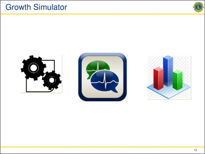 Growth Simulator