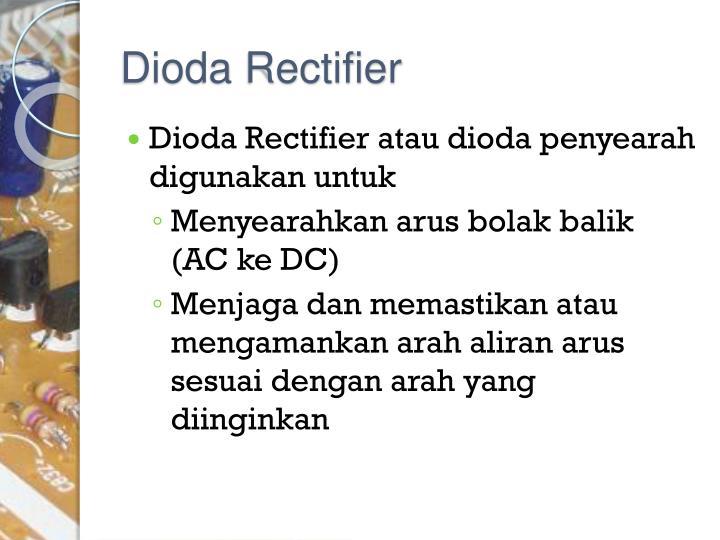Dioda Rectifier