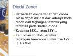 dioda zener1