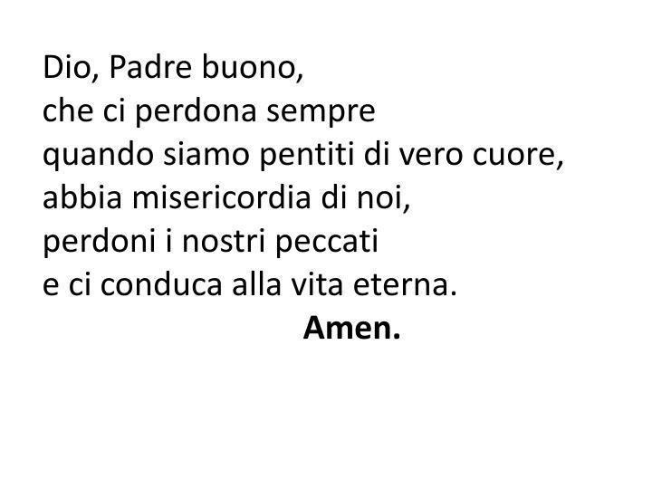 Dio, Padre buono,