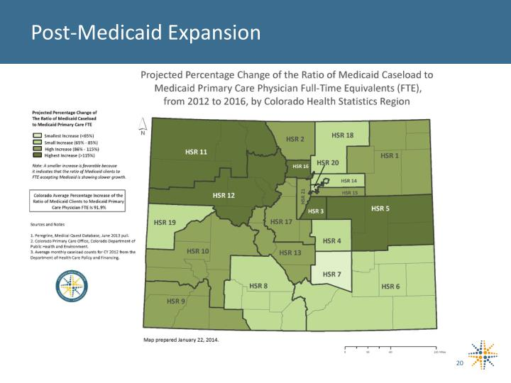 Post-Medicaid Expansion