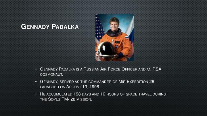 Gennady Padalka