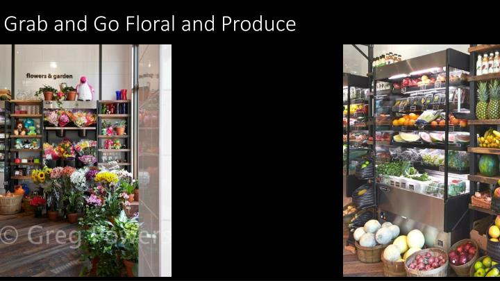 Grab and Go Floral and Produce