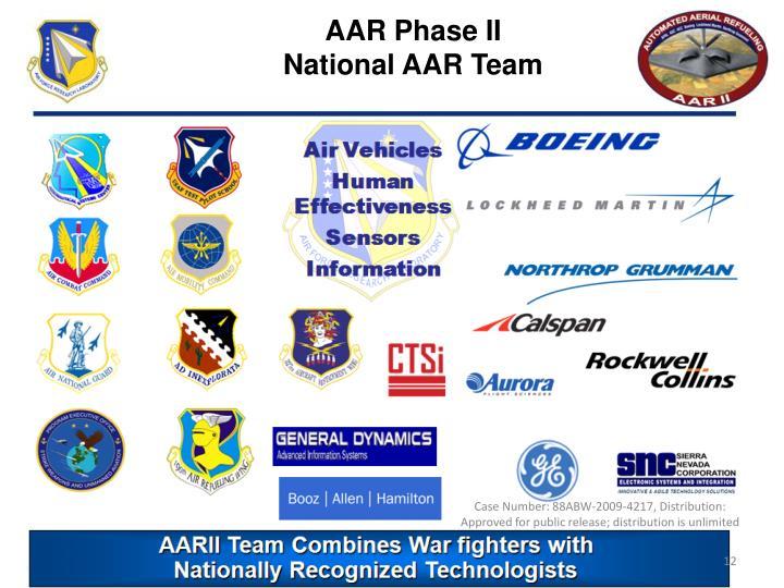 AAR Phase II