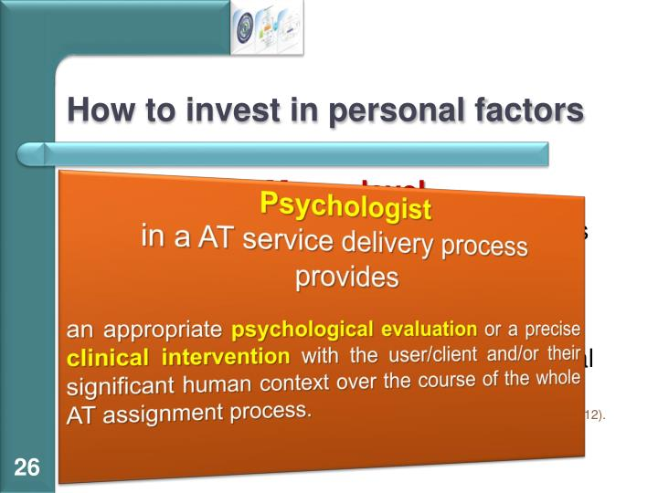 How to invest in personal factors