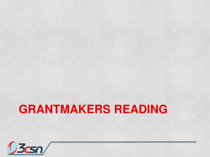 GrantMakers