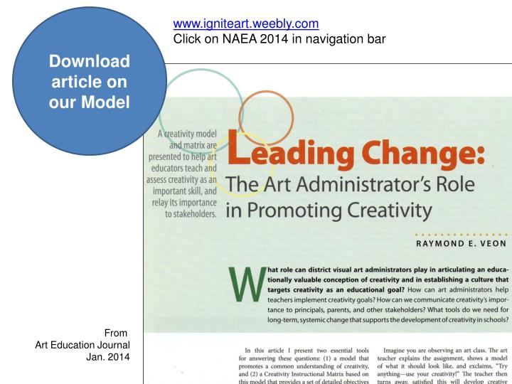 Download article on  our Model