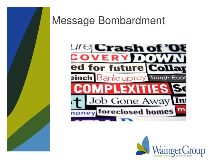 Message Bombardment