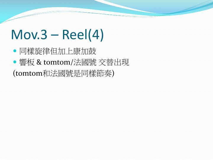 Mov.3 – Reel(4)