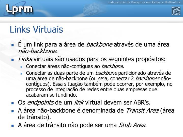 Links Virtuais