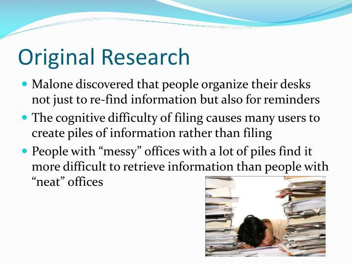 Original Research