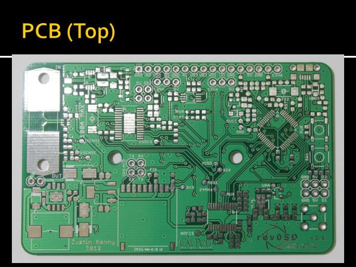 PCB (Top)