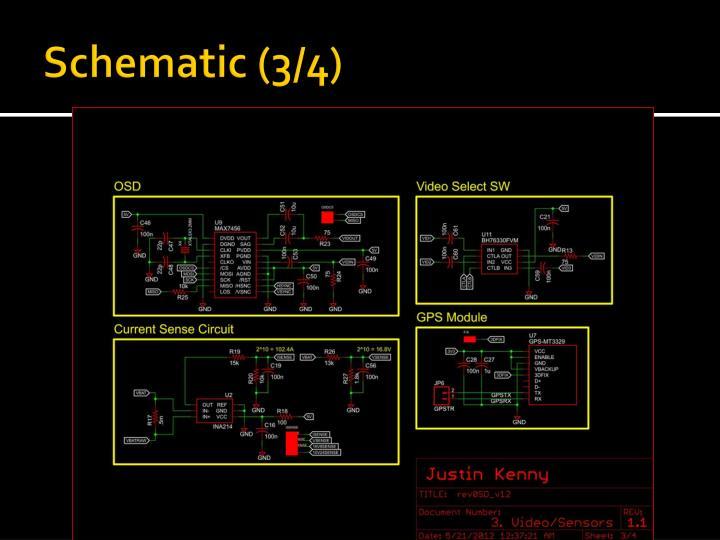 Schematic (3/4)
