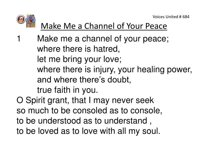 Voices United # 684