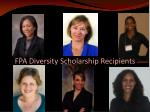 fpa diversity scholarship recipients1
