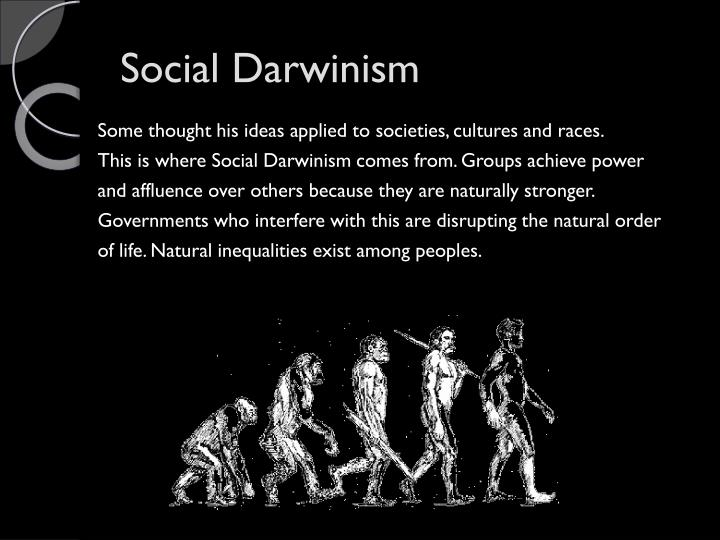 thre views of social darwinism essay Social darwinism essays: you get access to all the essays and can view as many of them as you like for as little social problems.