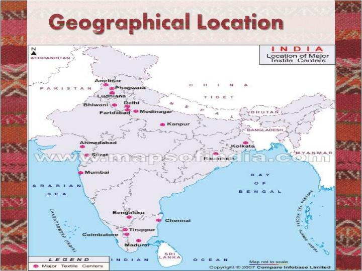 The Agro-based Industries In India (With Maps)