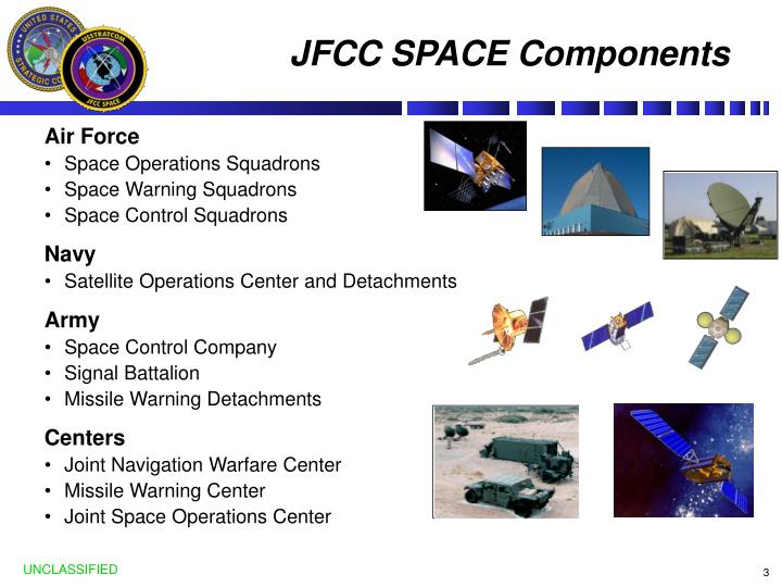 JFCC SPACE Components