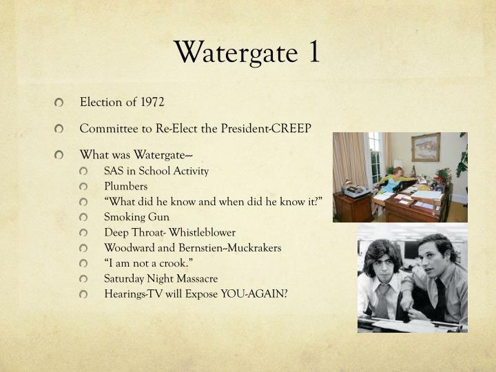 Watergate 1