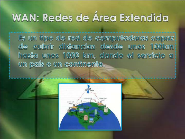 WAN: Redes de Área Extendida