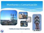 monitoreo y comunicaci n