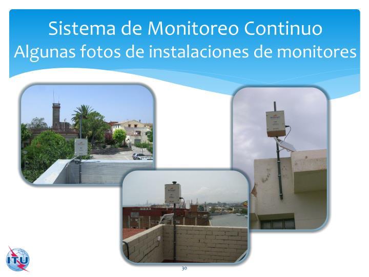 Sistema de Monitoreo