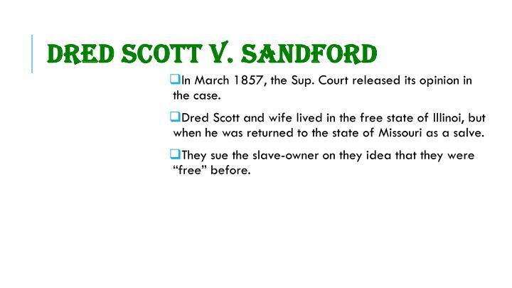 Dred Scott v.