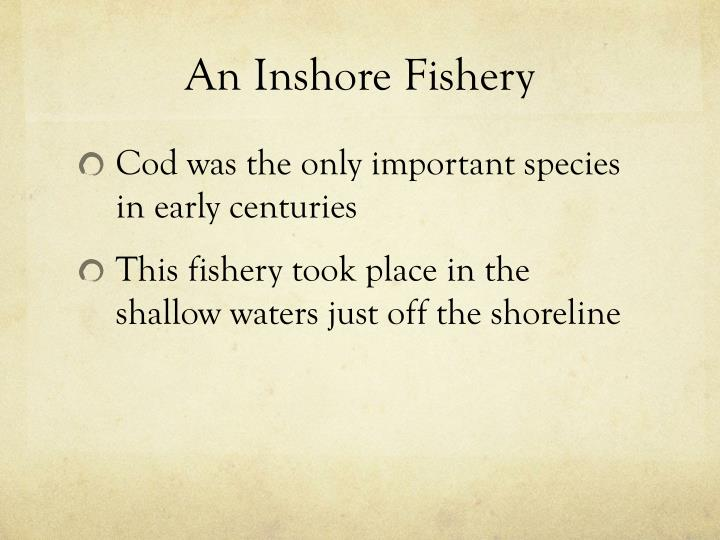 An Inshore Fishery