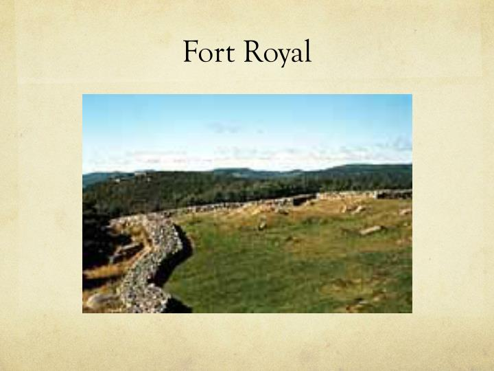 Fort Royal