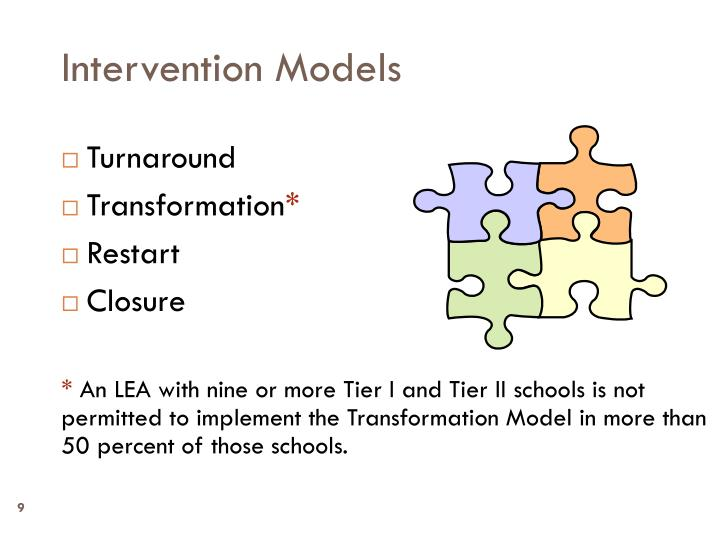 Intervention Models