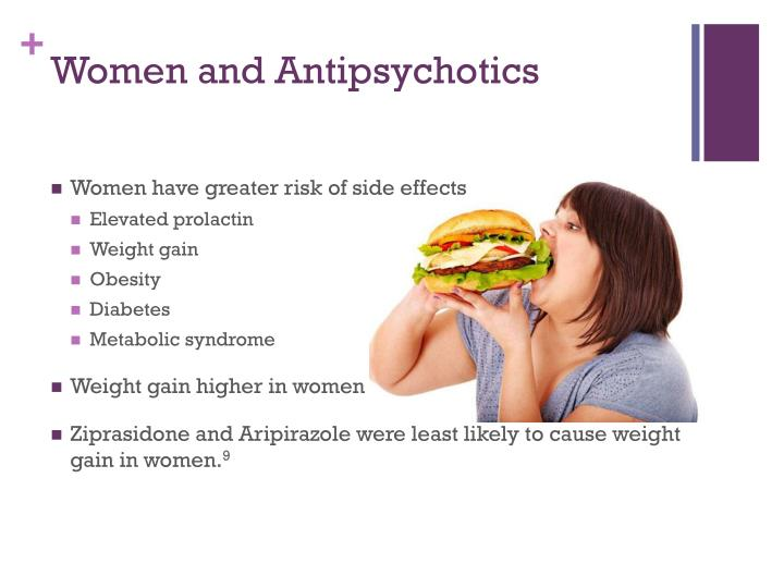 Women and Antipsychotics