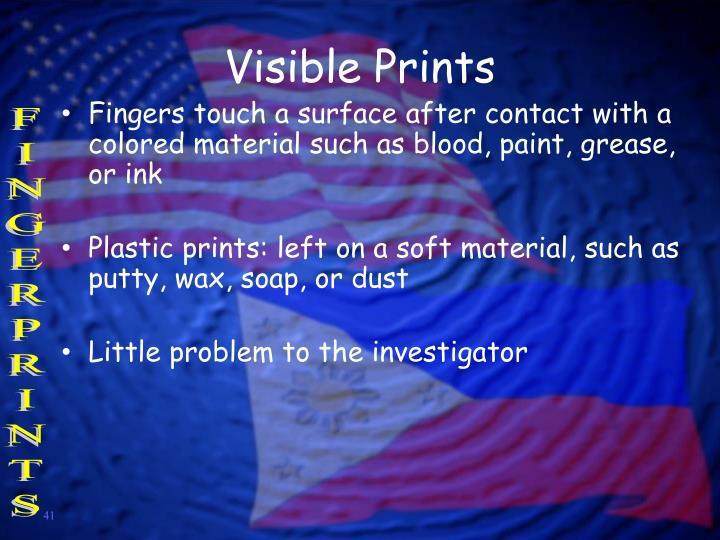 Visible Prints