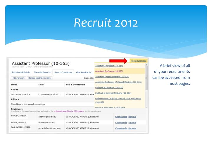 Recruit 20121