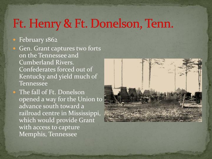 Ft. Henry & Ft.