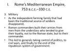 i rome s mediterranean empire 753 b c e 330 c e15