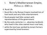 i rome s mediterranean empire 753 b c e 330 c e20