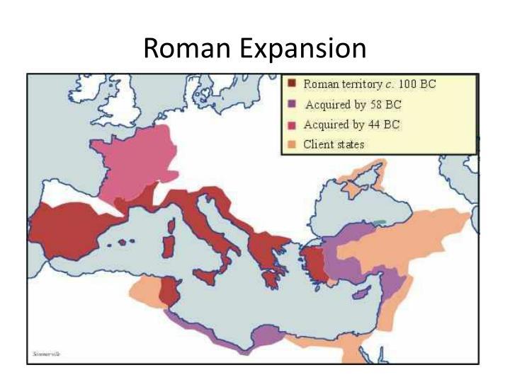 Roman Expansion