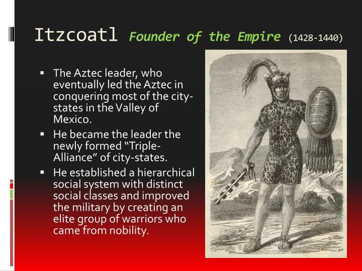 Itzcoatl