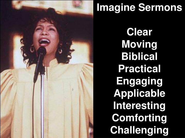 Imagine Sermons