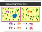 doh assignment test1