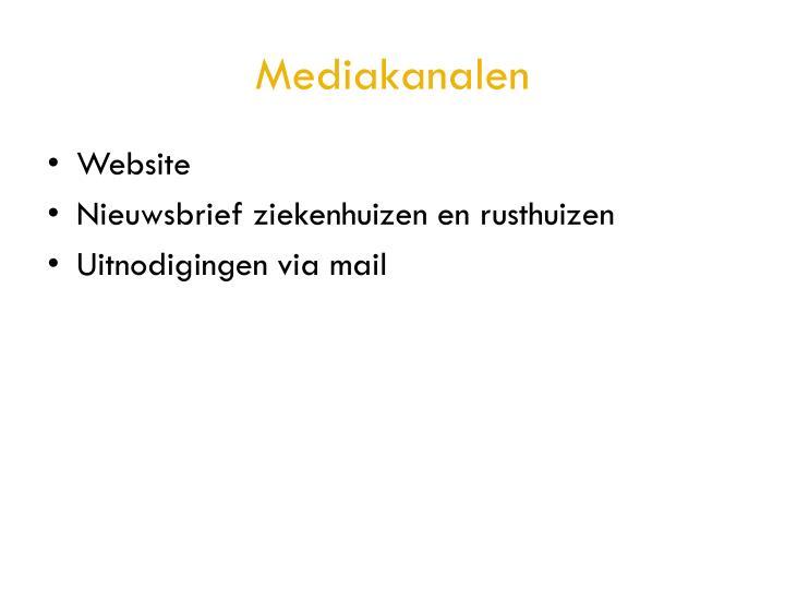 Mediakanalen